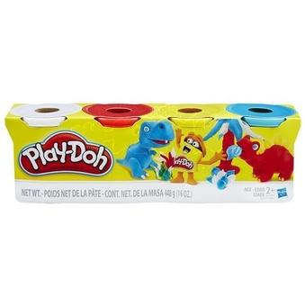 Hasbro Modelína Play-Doh 4 Kelímky 448g