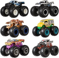 Mattel Hot Wheels Monster Truck Demoliční duo 2ks