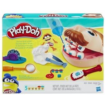 Hasbro Modelína Play-Doh Dr.Zubař New
