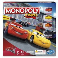 Hasbro Monopoly Auta Cars 3 Junior