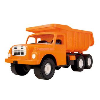 Auto Tatra 148 plast 73cm oranžová