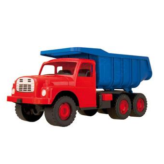 Auto Tatra 148 plast 73cm modro-červená