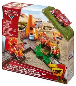 Mattel Auta Cars Kardanová lhota různé druhy