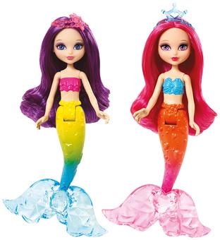 Mattel Barbie Malá mořská víla