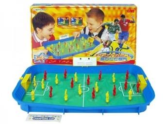 Kopaná společenská hra plast 53x30x7cm v krabici