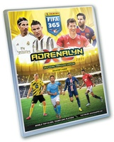 Panini Album na karty FIFA 365 2020/2021 Adrenalyn binder