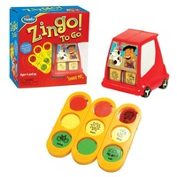 ThinkFun Auto Zingo To Go