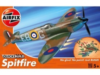 Airfix Quick Build letadlo J6000 Supermarine Spitfire