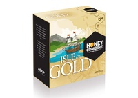 Hra HONEY COMBINE - ISLE OF GOLD