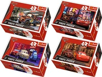 Trefl Puzzle 54 MINI Auta Cars 2