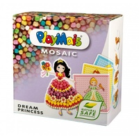 Playmais Kreativní sada Mosaic Princezny Dream Princess