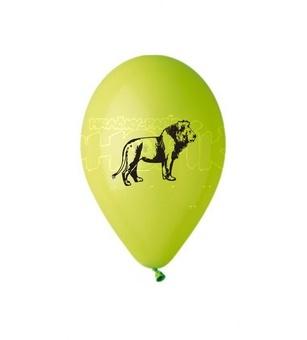 Nafukovací balónky Safari 100 ks