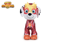 Paw Patrol Super Mighty Pups plyšový Marshall 19cm