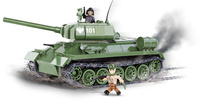 Cobi 2476 Small Army II WW Tank T-34/85 m 1944